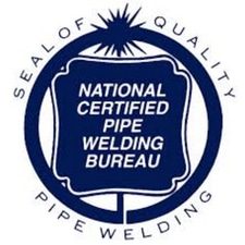 Nationally Certified Pipe Welders