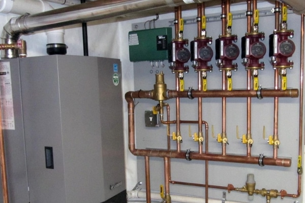 Boiler Piping Repair