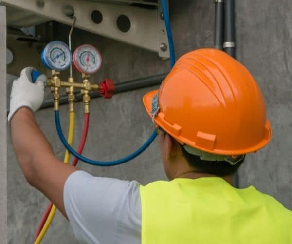 HVAC Construction Contractor